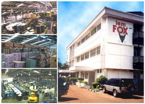 Dyno Indria Factory - Jakarta