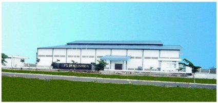 Dyno Indria Factory - Pasuruan